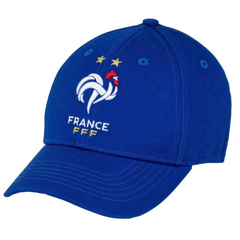 Casquette FFF - Collection officielle EQUIPE DE FRANCE Enfant