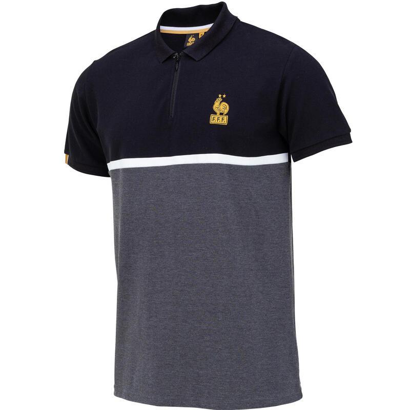 Polo FFF - Collection officielle EQUIPE DE FRANCE Homme