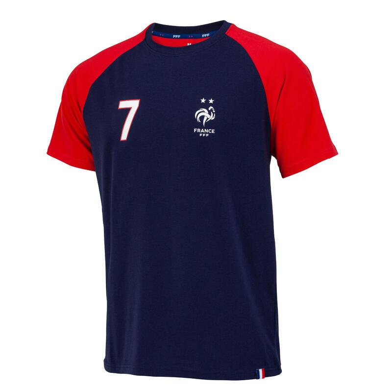 maglietta fff giocatore griezmann n°7