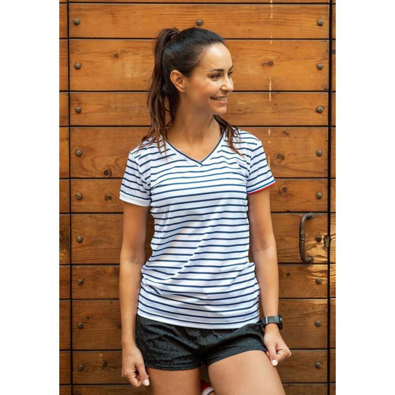T-shirt La Marinière Femme
