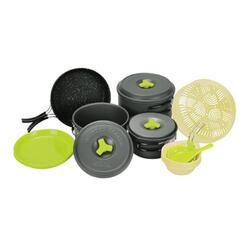 Outdoor Hard Anodizing Cookset 5-6 Assort