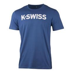 Maglietta K-Swiss core logo