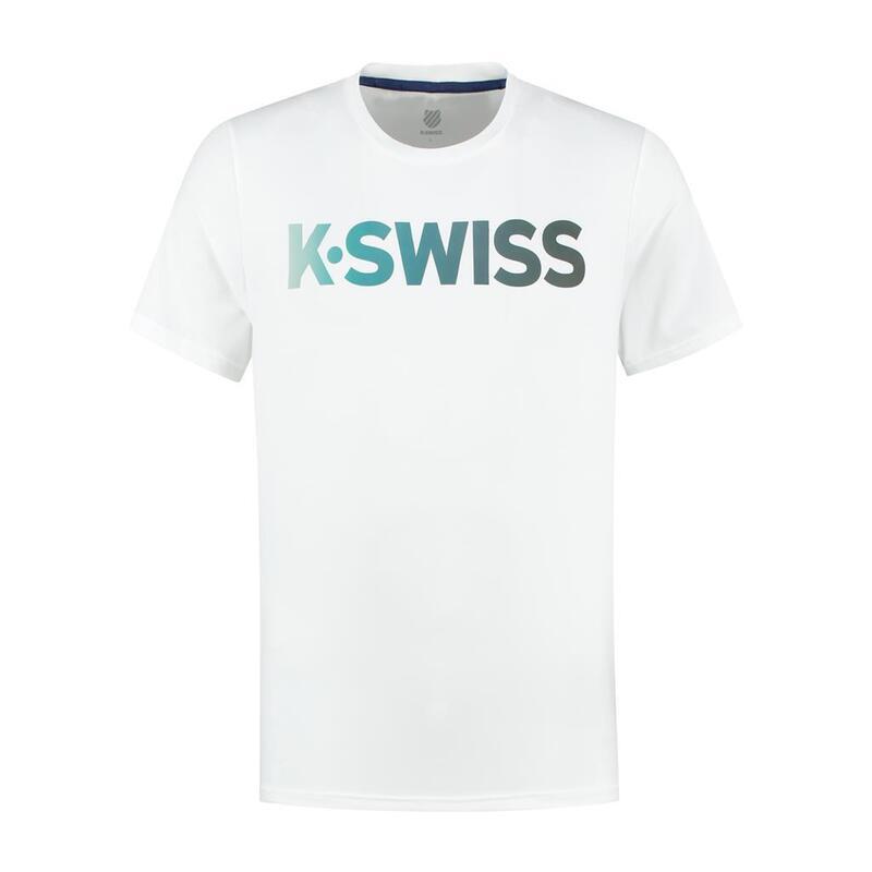 Maglietta K-Swiss hypercourt