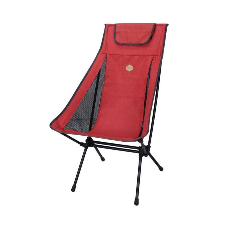 Pender Chair Wide Red