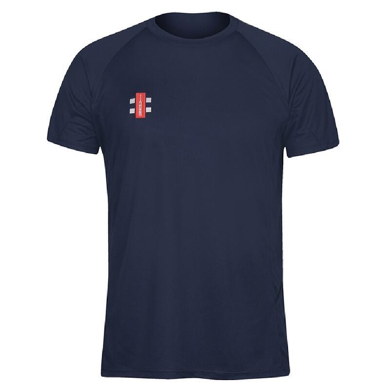 Mens Matrix Short Sleeve TShirt (Navy)