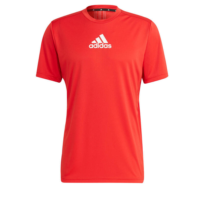 T-shirt adidas Primeblue Designed To Move Sport 3-Bandes