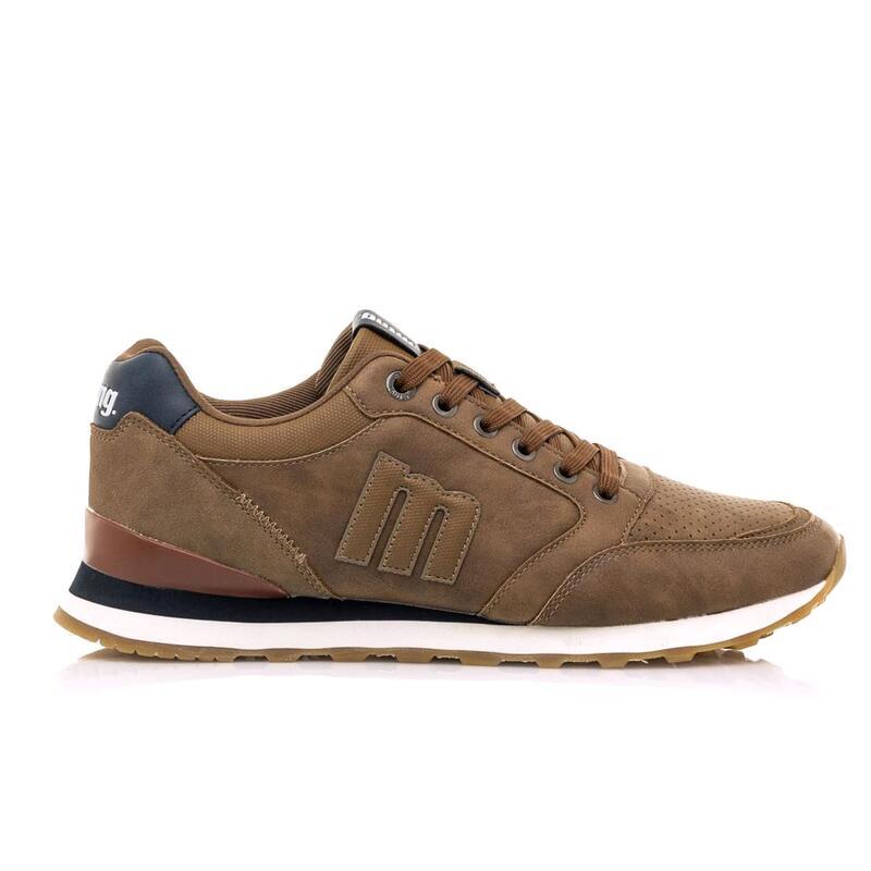 Sneaker Hombre MTNG PORLAND marron