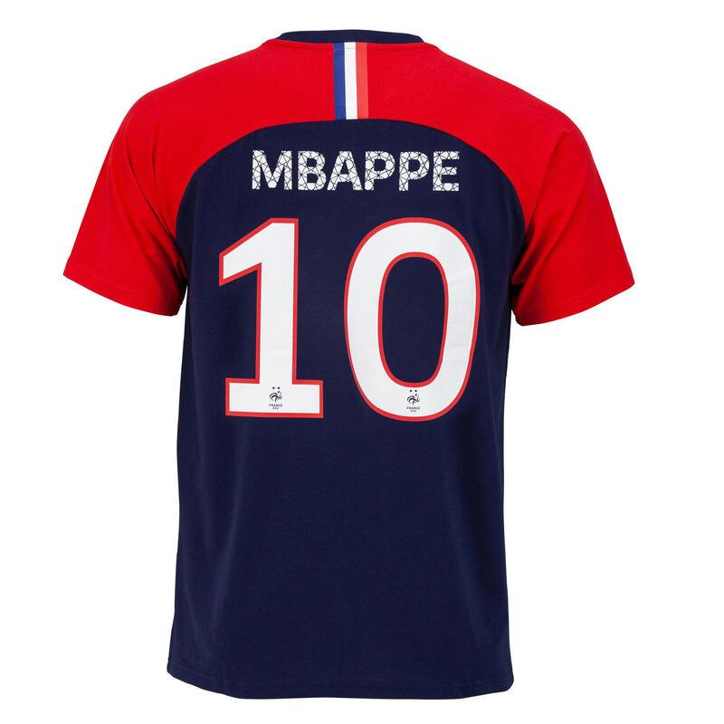 T-shirt Mbappé FFF - Collection officielle EQUIPE DE FRANCE Homme