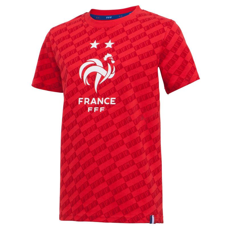 T-shirt FFF - Collection officielle EQUIPE DE FRANCE Enfant