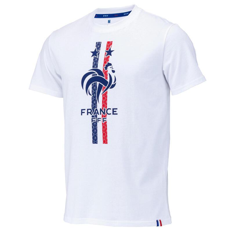 T-shirt FFF - Collection officielle EQUIPE DE FRANCE Homme