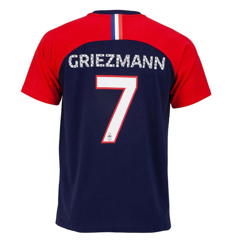 T-shirt Griezmann FFF - Collection officielle EQUIPE DE FRANCE Homme