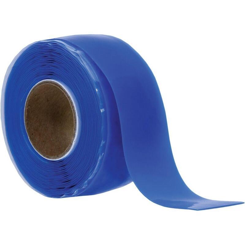 Silicone Tape 10' Roll Bleu TR1BU