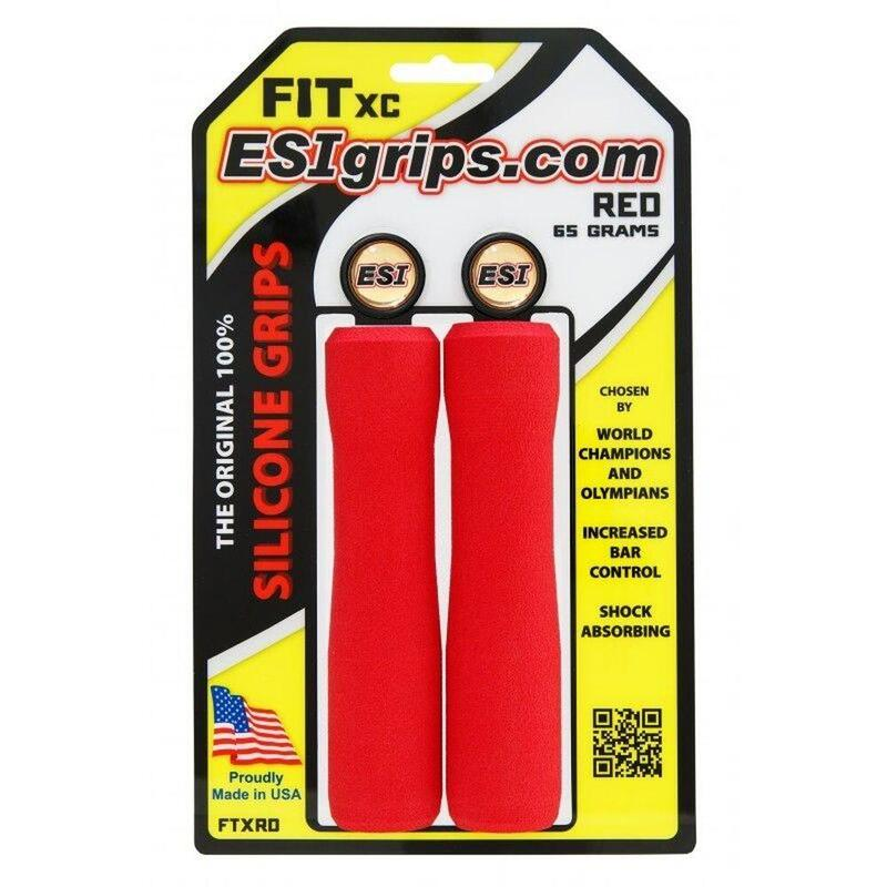 Grip Fit XC Rouge - FTXRD