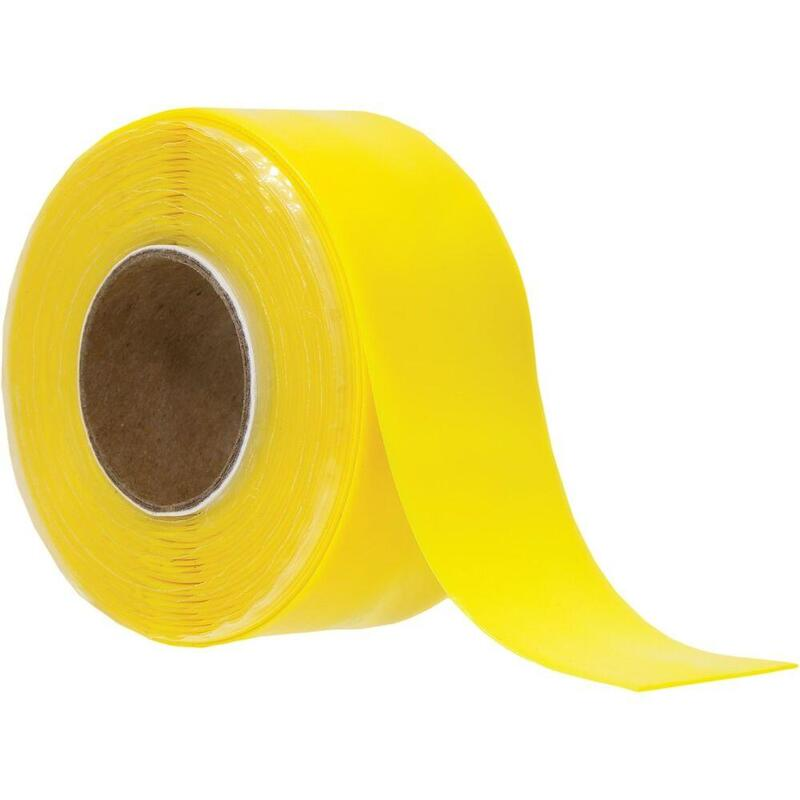 Silicone Tape 10' Roll Jaune TR10Y