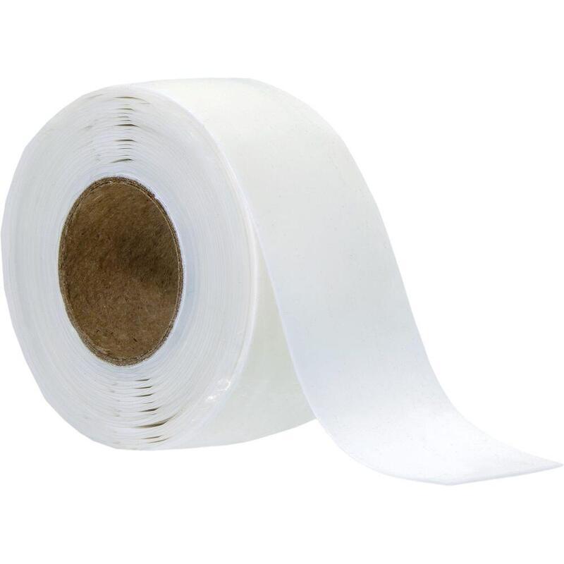 Silicone Tape 10' Roll Blanc TR10W