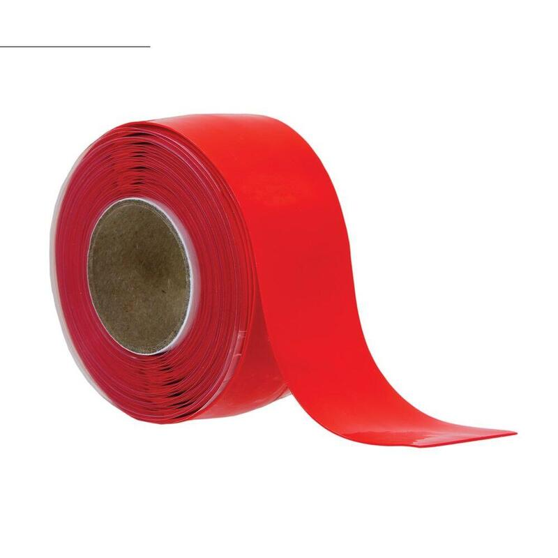 Silicone Tape 10' Roll Rouge TR10R