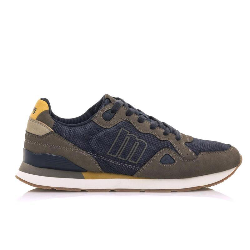Sneaker Hombre MTNG JOGGO azul