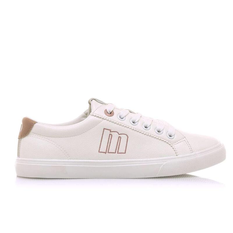 Sneaker Mujer MTNG ARIA blanco