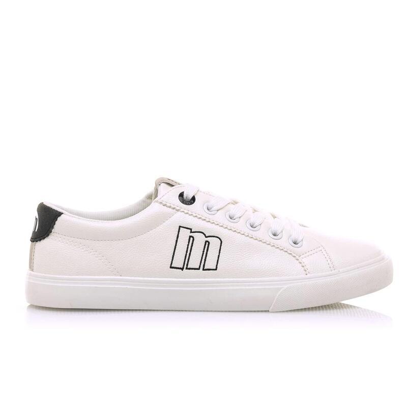 Sneaker Mujer MTNG ARIA blanco-azul