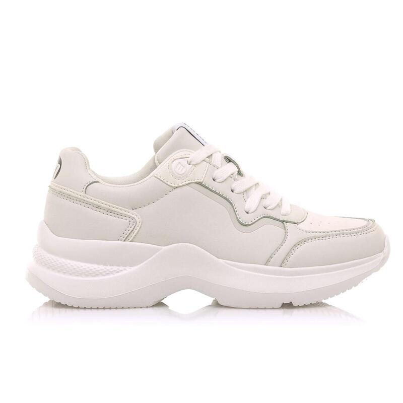 Sneaker Mujer MTNG BORA blanco