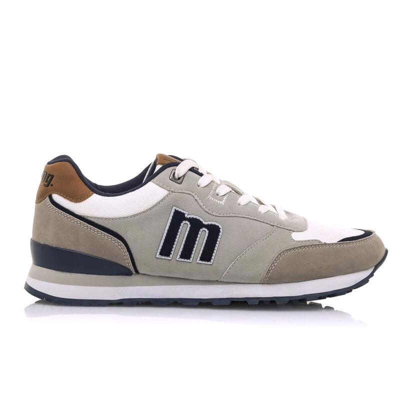 Sneaker Hombre MTNG PORLAND gris