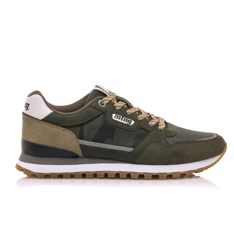 Sneaker Hombre MTNG PORLANDOS kaki