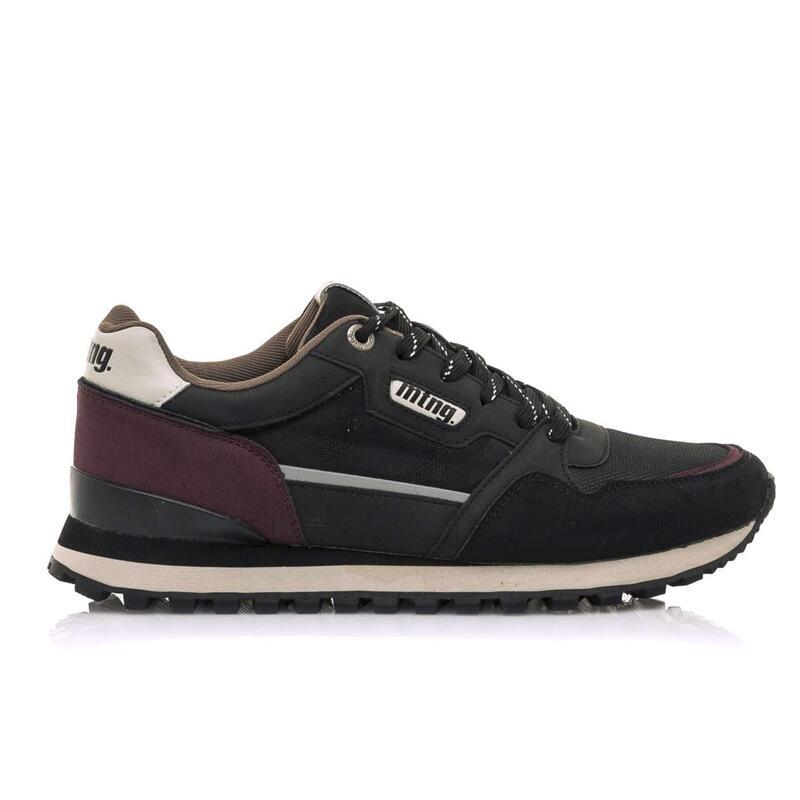 Sneaker Hombre MTNG PORLANDOS negro