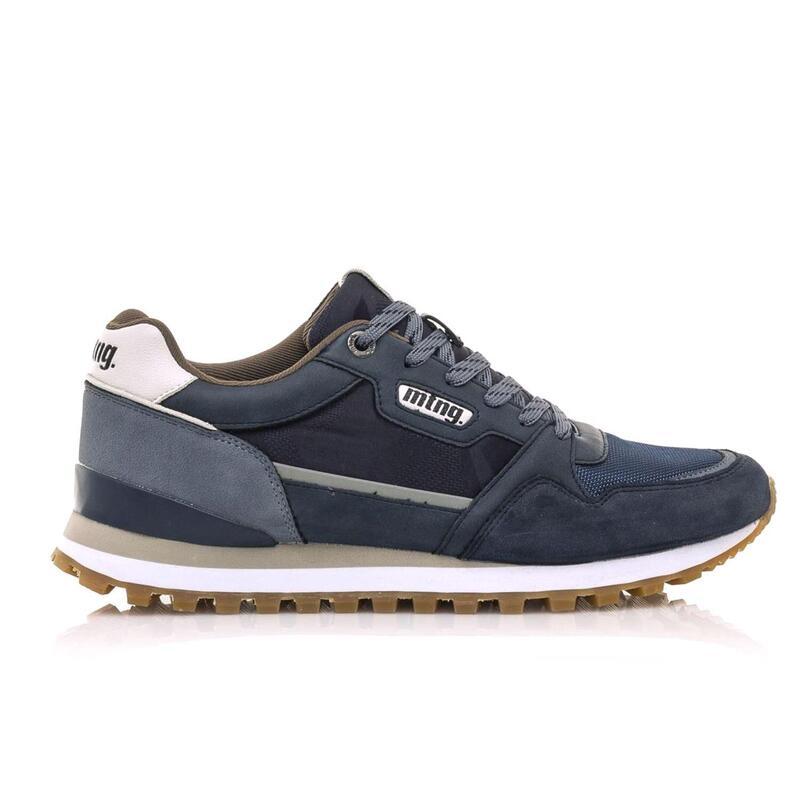 Sneaker Hombre MTNG PORLANDOS azul