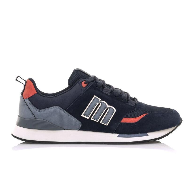 Sneaker Hombre MTNG JONY azul
