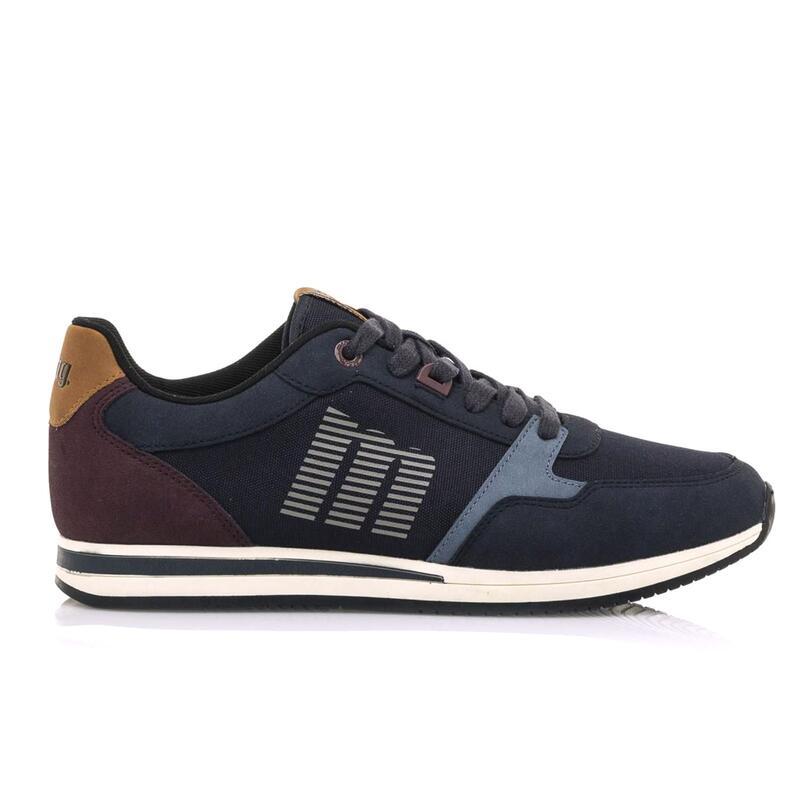 Sneaker Hombre MTNG METRO azul