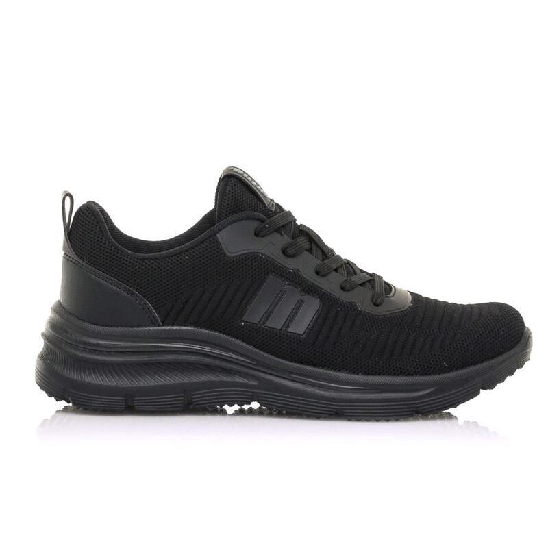Sneaker Mujer MTNG SOMO negro