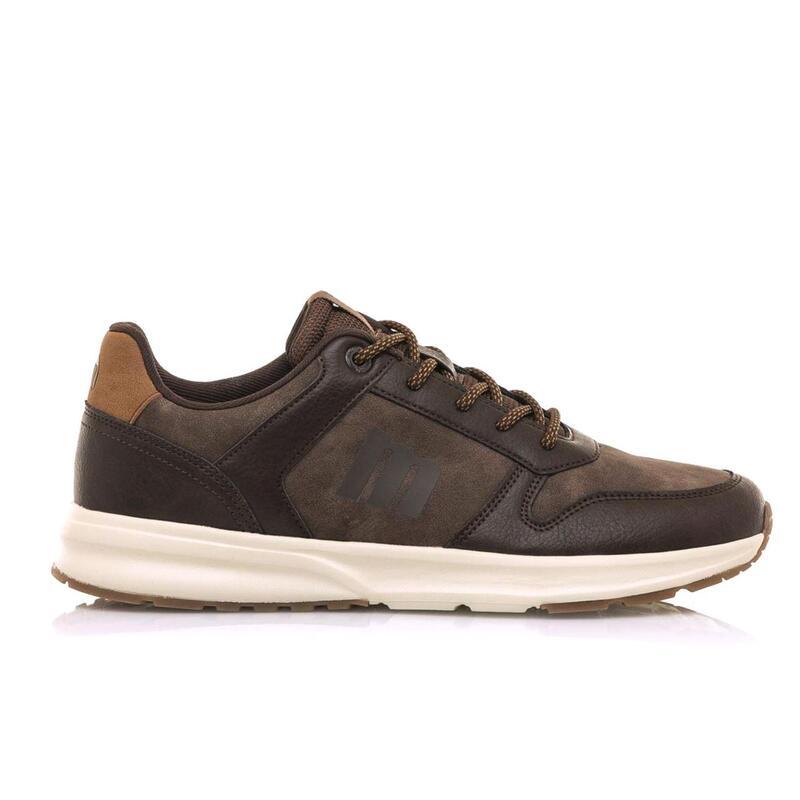 Sneaker Hombre MTNG TADY marron