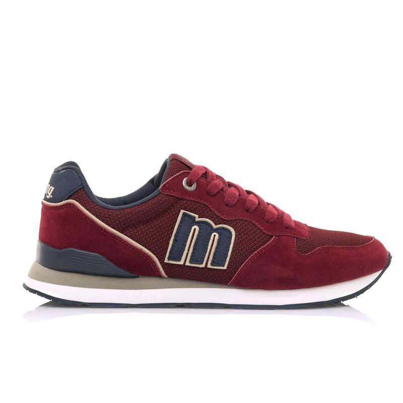 Sneaker Hombre MTNG JOGGO rojo