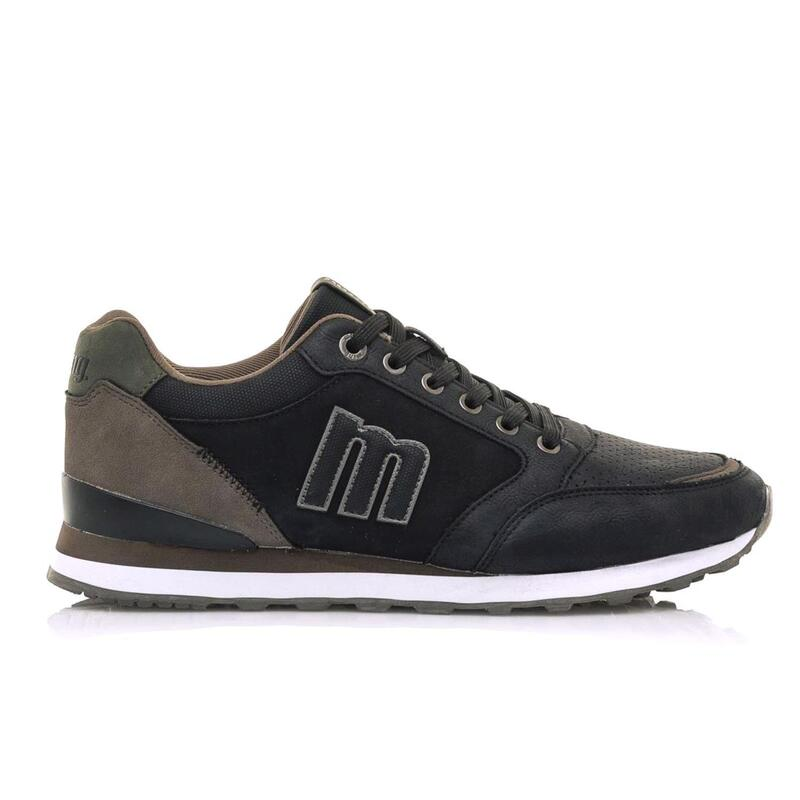 Sneaker Hombre MTNG PORLAND negro