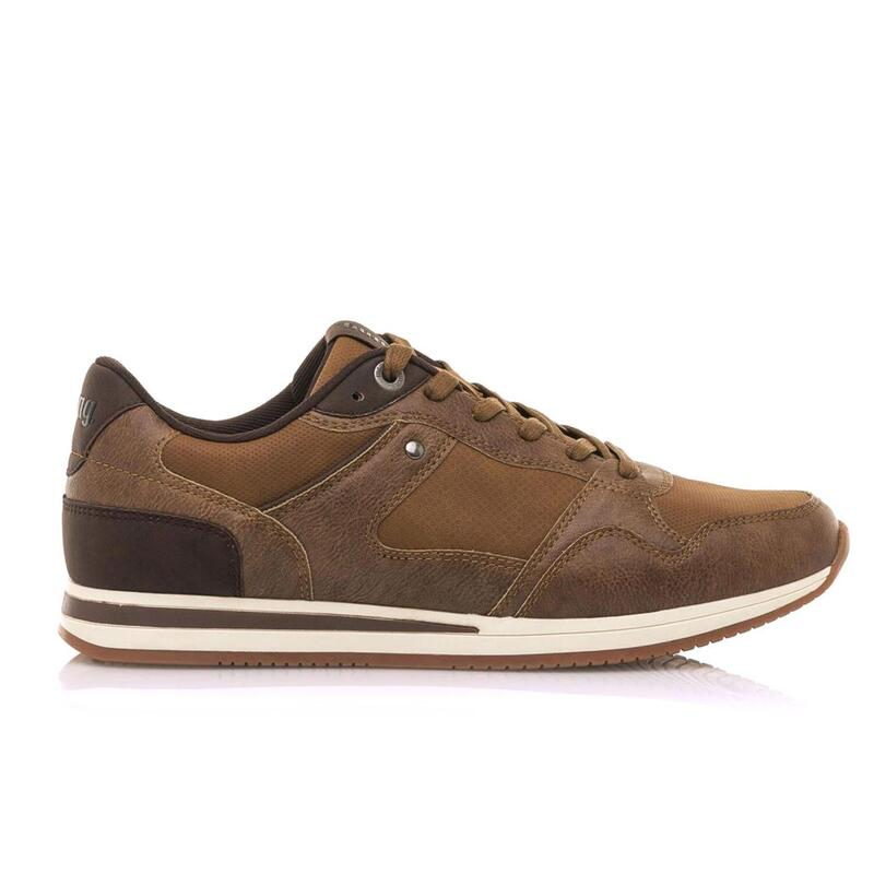 Sneaker Hombre MTNG METRO marron