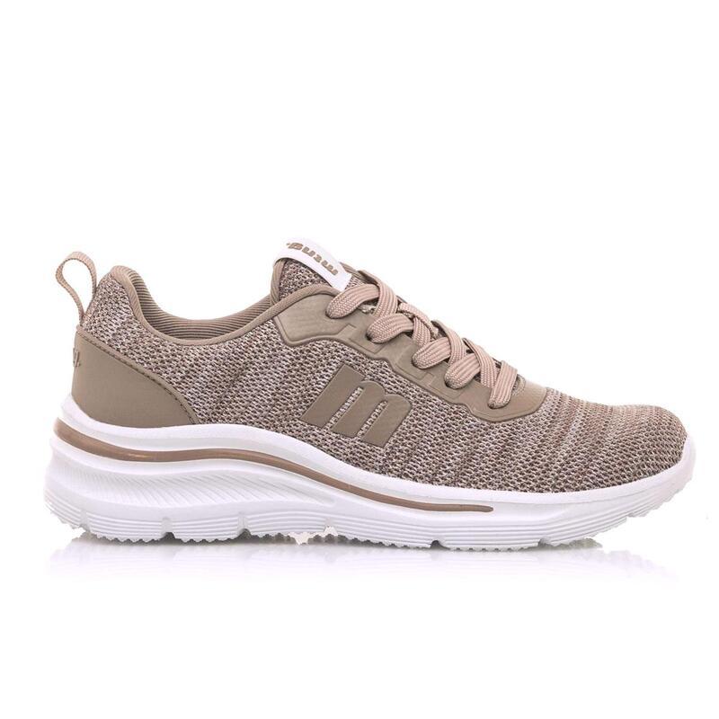 Sneaker Mujer MTNG SOMO beige