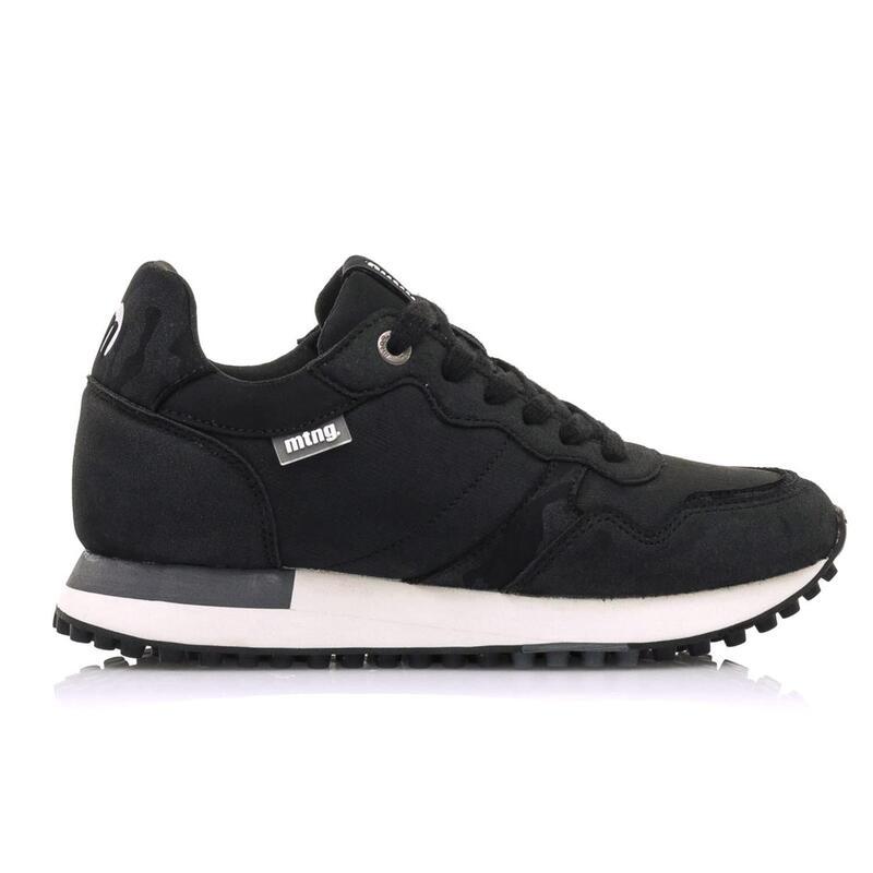 Sneaker Mujer MTNG SELVA negro