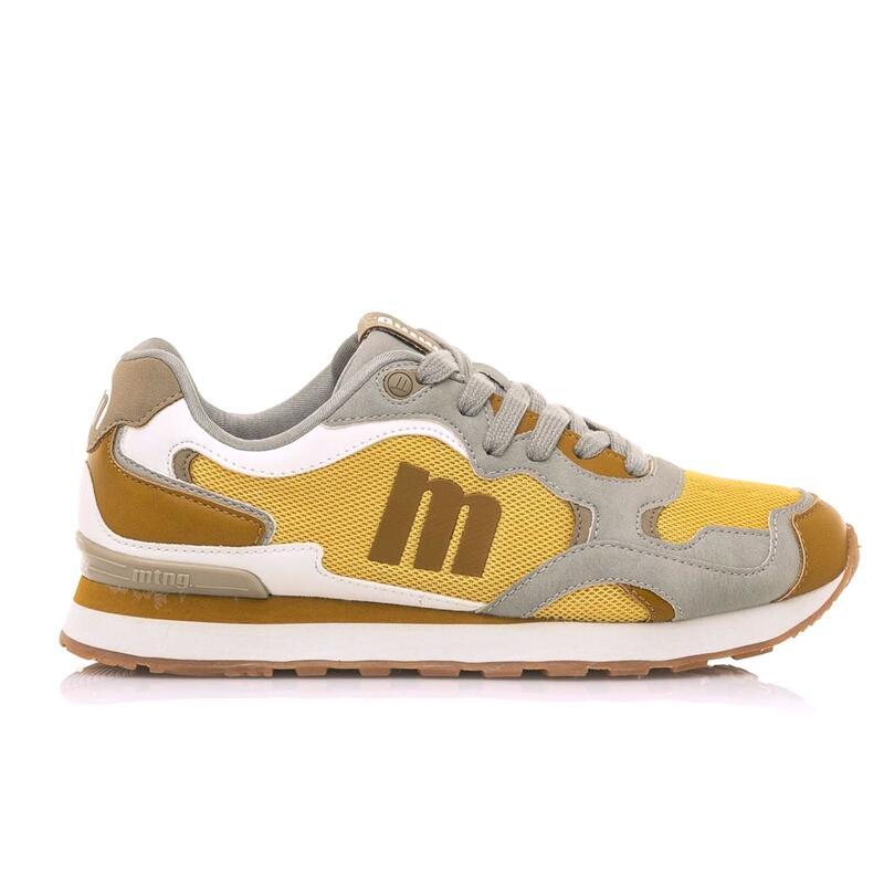 Sneaker Mujer MTNG JOGGO gris