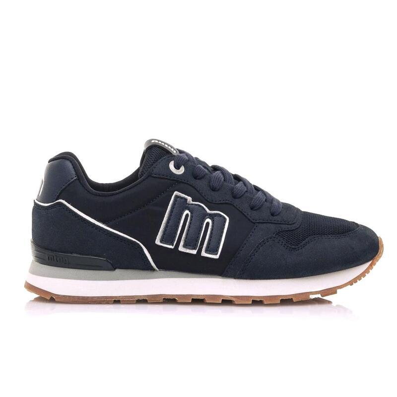 Sneaker Mujer MTNG JOGGO marino