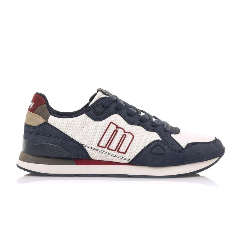 Sneaker Hombre MTNG JOGGO blanco