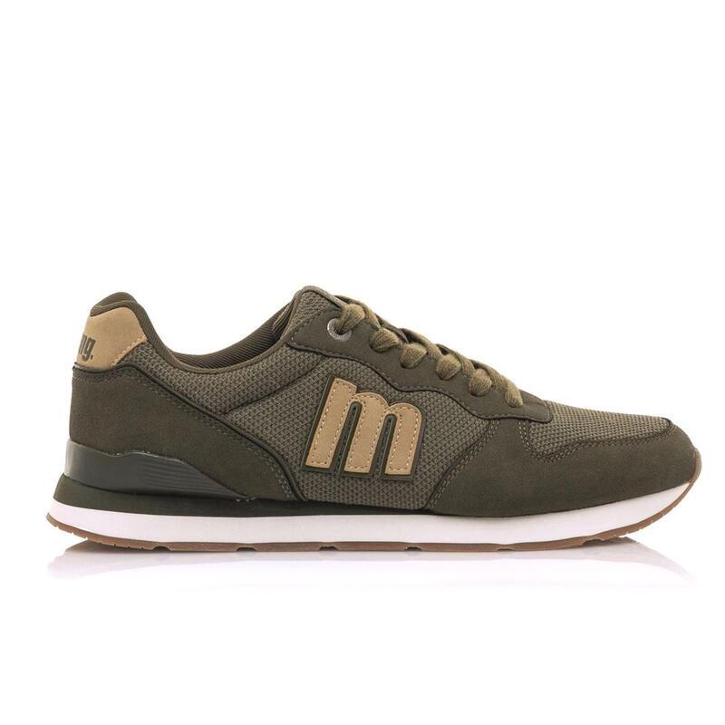Sneaker Hombre MTNG JOGGO verde
