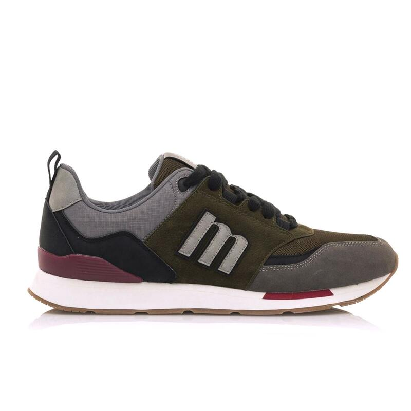 Sneaker Hombre MTNG JONY kaki
