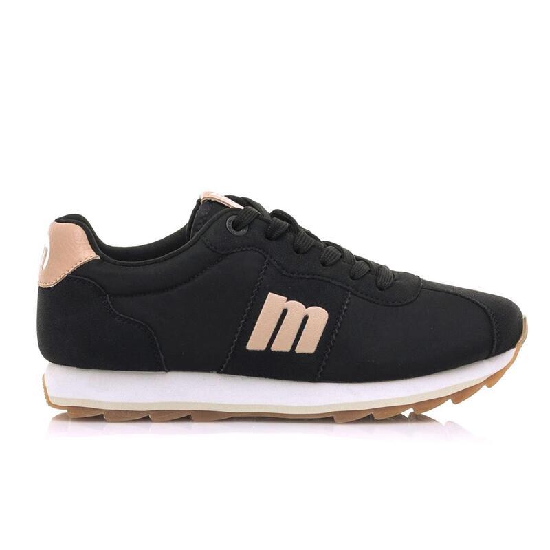 Sneaker Mujer MTNG SAI negro