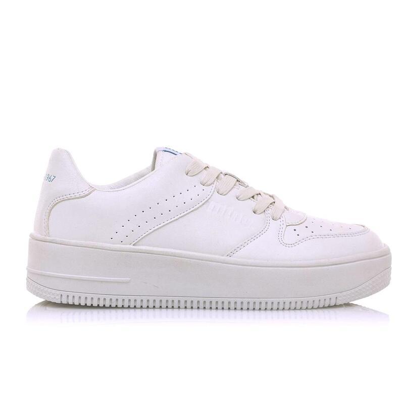 Sneaker Mujer MTNG CLUEDO blanco