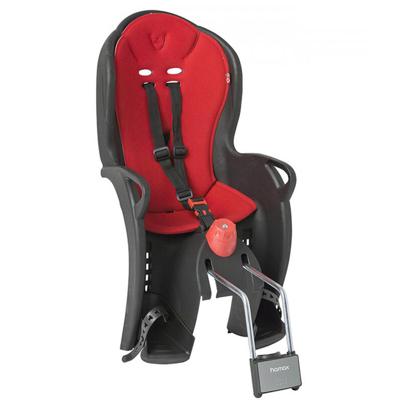 Sleepy Child Bike Seat Black/Red
