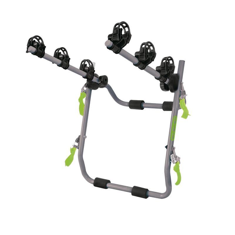 Gobiker - Portabicicletas de portón trasero Easy V3 Max para 3 bicicletas