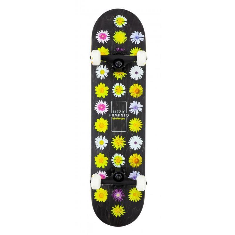 """Skate Birdhouse Stage 3 Armanto Floral 7.75"""""""