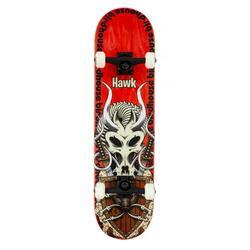 "Birdhouse Hawk Gladiator 8.125"" rosso Skateboard"