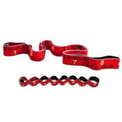 Sveltus Elastiband 10 kg 90 cm rouge