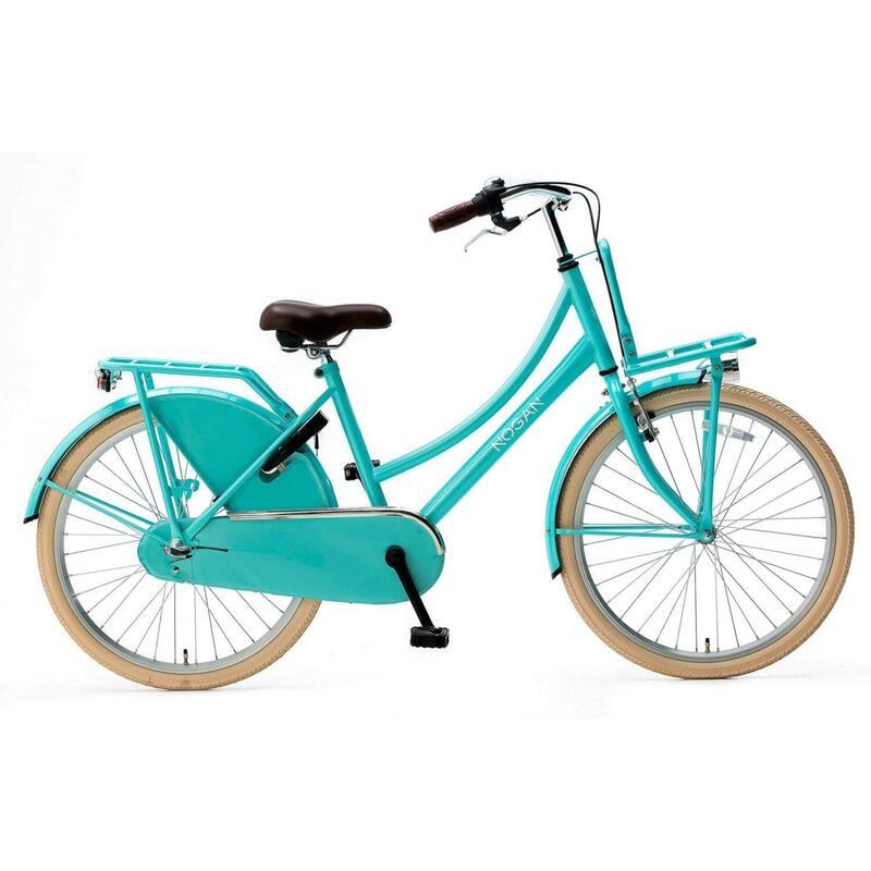Nogan Vintage N3 Kinderfiets - 24 inch - Lichtblauw
